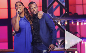 Lip Sync Battle - Queen Latifah vs Marlon Wayans  Spike