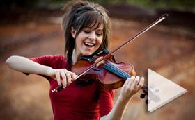 Lindsey Stirling - Yahoo Live Concert 8PM ET