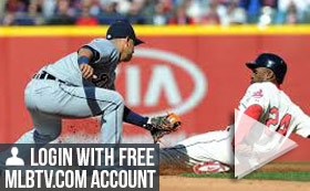 MLB TV Free Game of the Day - Tigers vs Indians 7PM ET