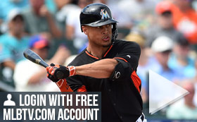 MLB TV Free Game of the Day - Cardinals vs Marlins 7PM ET