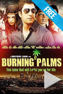 Burning Palms -