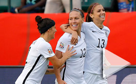 FIFA Womens World Cup - USA vs CHINA 730PM ET