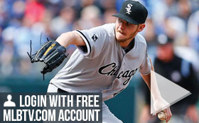 MLB TV Free Game of the Day - White Sox vs Cardinals 8PM ET