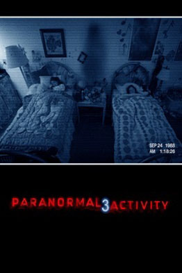 Paranormal Activity 3 - R