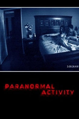 Paranormal Activity - R