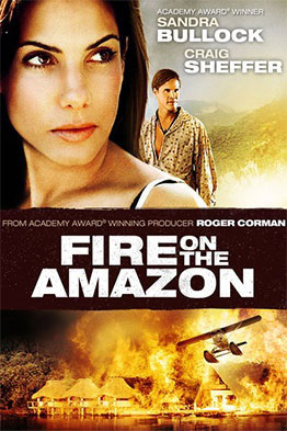Fire on the Amazon - R