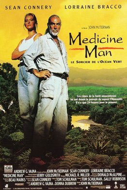 Medicine Man - PG13