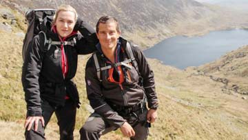 Running Wild With Bear Grylls - Kate Winslet