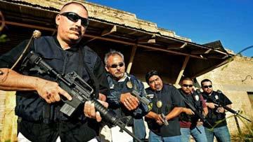 Bordertown Laredo -