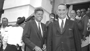 Secrets of the Dead - JFK  LBJ A Time for Greatness