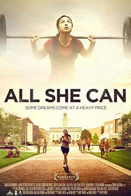 All She Can - NR