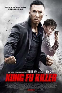 Kung Fu Killer - NR