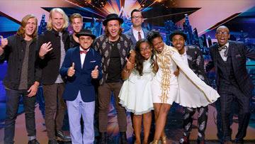 Americas Got Talent - Live Round 3