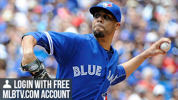 MLB TV Free Game of the Day - Jays vs Rangers