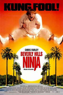 Beverly Hills Ninja - PG13