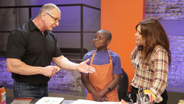 Rachael Ray Kids Cook Off - Fusion Impossible