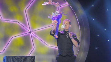 Masters of Illusion - Gravity Defiers Compactors and Transformations