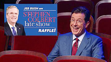 The Late Show with Stephen Colbert - Premiere