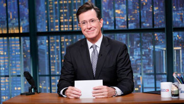 The Late Show with Stephen Colbert - Uber CEO Travis Kalanick