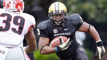 College Football - Georgia at Vanderbilt