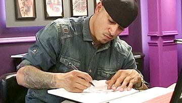 Ink Master Redemption -