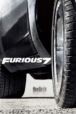 Furious 7 - PG13