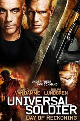 Universal Soldier Day of Reckoning - R