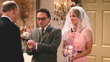 The Big Bang Theory - The Matrimonial Momentum