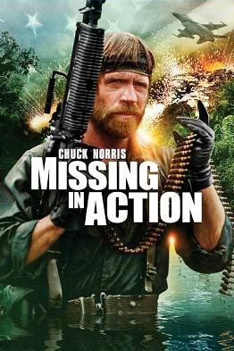 Missing in Action - R