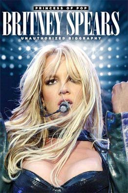 Britney Spears Princess of Pop - NR