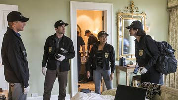 NCIS New Orleans - Shadow Unit