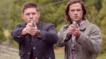 Supernatural - Out of the Darkness Into the Fire