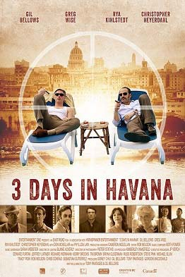 3 Days in Havana - NR