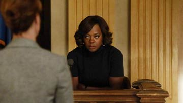 How to Get Away With Murder - Shes Dying