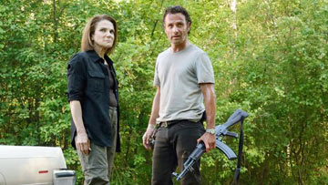 The Walking Dead - First Time Again