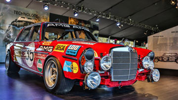Jay Lenos Garage - Monterey Car Week 2015 The Quail