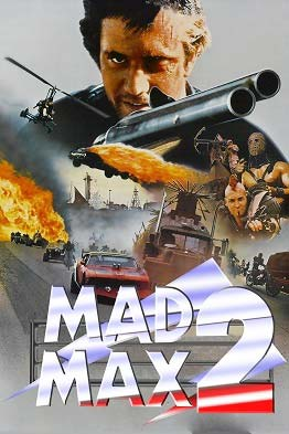 Mad Max 2 Road Warrior - R