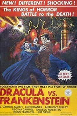 Dracula vs Frankenstein - PG