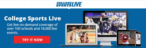 Your School. Your Sports. Streaming Live. Try It Now!