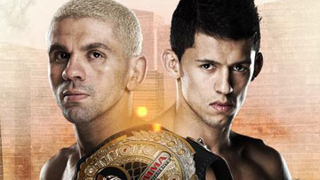 Bellator MMA Live - Marcos Galvao against Eduardo Dantas