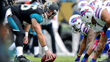 NFL - Jacksonville Jaguars and Buffalo Bills