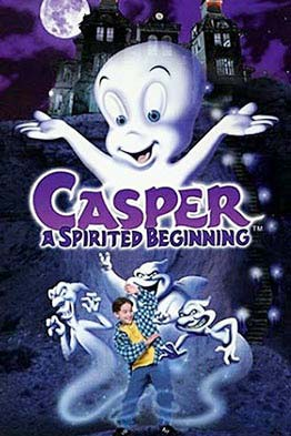 Casper A Spirited Beginning - PG