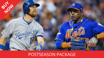 MLB World Series - Mets at Royals