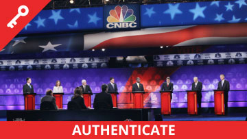 The Republican Presidential Debate - CNBC