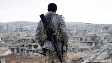 Frontline - Inside Assads Syria