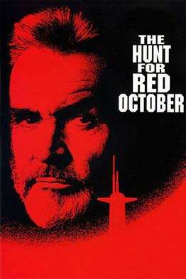 THe Hunt for Red October - PG