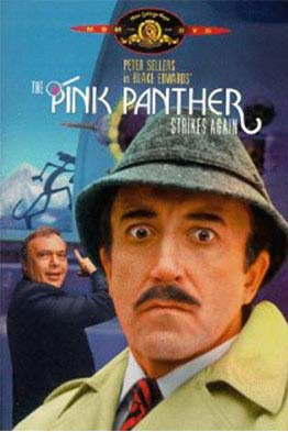 The Pink Panther Strikes Again - PG