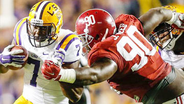 SEC Game of the Week - LSU at Alabama
