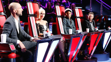 The Voice - The Live Playoffs Night 1