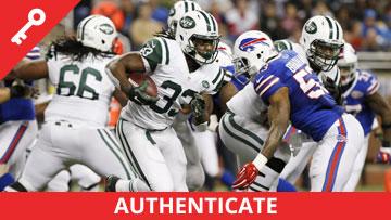 NFL Football - Bills at Jets